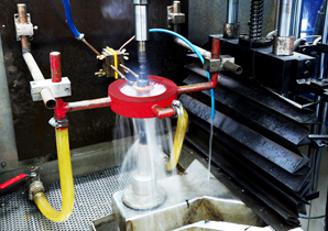 Induction Hardening Process